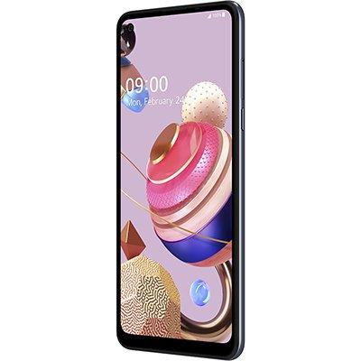 """Smartphone K51S LMK510BMW, Android 9, 64GB de Armazenamento, Câmera Frontal de 8MP, Câmera Traseira Quádrupla dede  32MP + 5MP + 2MP + 2MP, Tela de 6.5"""", Titânio - LG CX 1 UN"""
