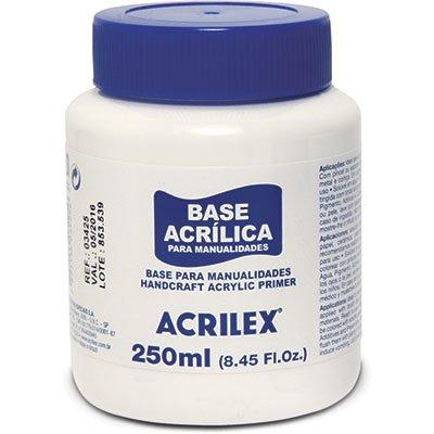 Base Acrilica p/ artesanato 250ml 03425 Acrilex PT 1 UN