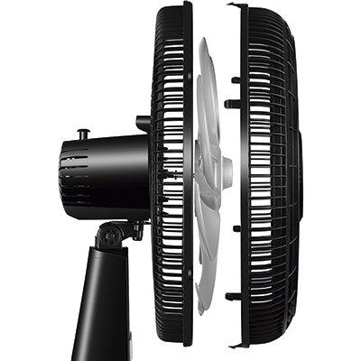 Ventilador oscilante de mesa 30cm 220v Maxi NV15-6P FB Mondial CX 1 UN