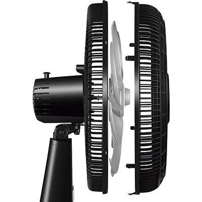 Ventilador oscilante de mesa 40cm 127v Maxi NV75-6P NP Mondial CX 1 UN