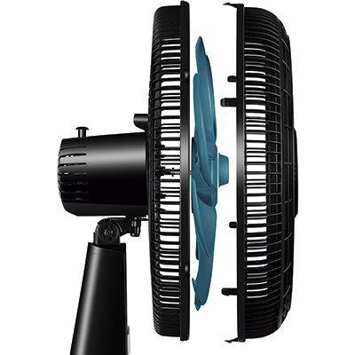 Ventilador oscilante de mesa 30cm 127v Maxi V81-6P AP Mondial CX 1 UN