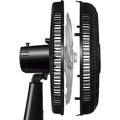 Ventilador oscilante de mesa 40cm 220v Turbo VT41-6P NP Mondial CX 1 UN