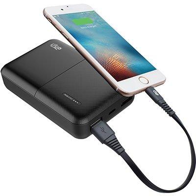 Carregador portátil usb p/Smartphone 5000mAh I2GBAT007 I2Go CX 1 UN