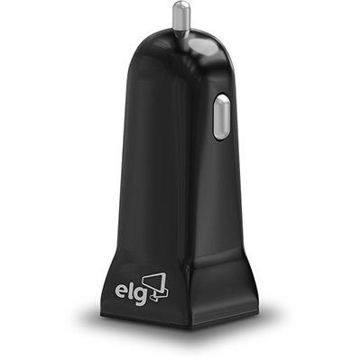 Carregador veicular c/1 porta USB CC1SPT Elg BT 1 UN