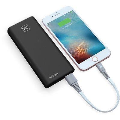 Carregador portátil usb p/Smartphone 20000mAh PROBAT008 I2Go CX 1 UN