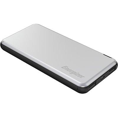 Carregador portátil usb p/ Smartphone 10000mAh cinza UE10046 Energizer CX 1 UN