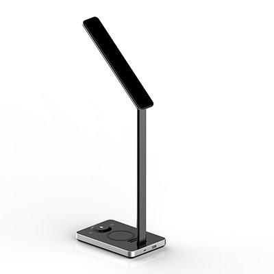 Carregador sem fio por indução c/luminária pt 800906 Xtrax CX 1 UN