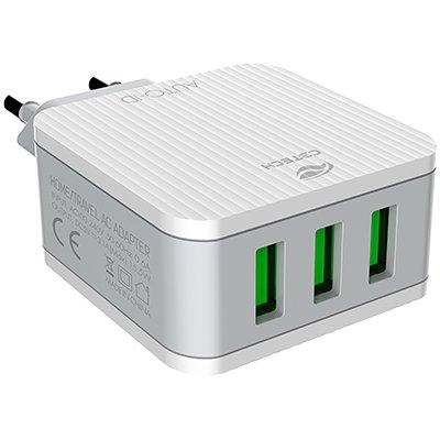 Carregador de tomada AC/USB Universal 3,1A UC-315 Coletek CX 1 UN