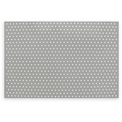 Painel metálico 60x90 básico prata Geguton PT 1 UN