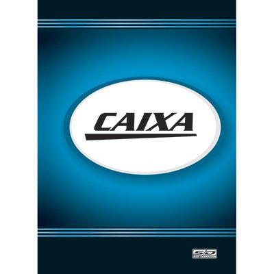 Livro do caixa 100fls 5161-5 Sao Domingos PT 1 UN