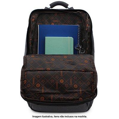 "Mochila p/notebook até 15"" em poliéster A9005 Baohua PT 1 UN"