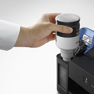 Impressora ink-jet Mega Tank Monocromática GM2010 Canon CX 1 UN