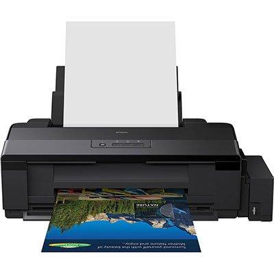 Impressora tanque de tinta Ecotank A3+ L1800, Colorida, Conexão USB, 110v - Epson CX 1 UN