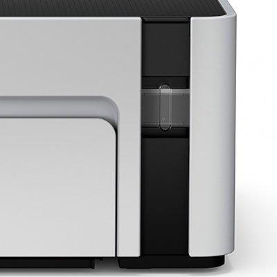 Impressora Tanque de Tinta Ecotank  M1120, Monocromática, Wi-fi, Conexão USB, Bivolt - Epson CX 1 UN
