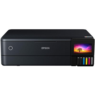 Impressora Multifuncional Fotográfica Ecotank L8180, Colorida, Wi-fi, Conexão USB, Conexão Ethernet, 110v, C11CJ21302, Epson - CX 1 UN