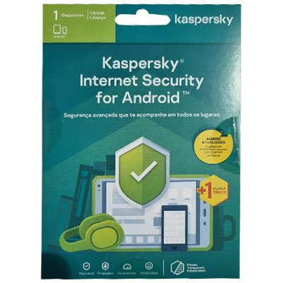 Kaspersky Antivírus Internet Security para 1 dispositivo 12 meses PT 1 UN