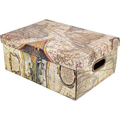 Caixa organizadora revista mundi 36x25,5x14 Boxgraphia PT 1 UN