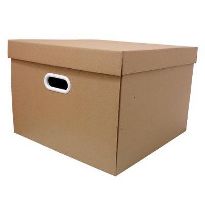 Caixa organizadora big box kraft 44x41,5x29 Boxgraphia PT 1 UN