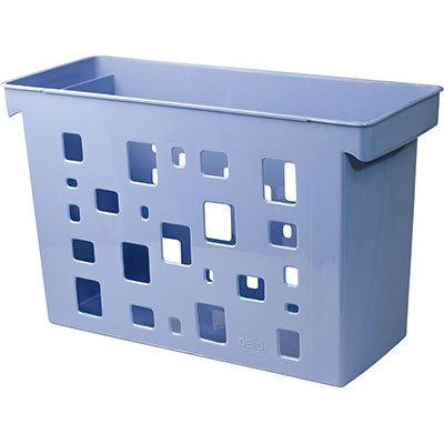 Arquivo estreito azul claro p/pastas suspensas Dello PT 1 UN