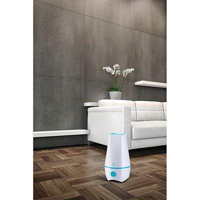 Umidificador de ambiente ultrassônico 2L HA0101A Relaxmedic CX 1 UN