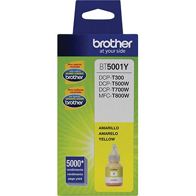 Refil p/InkTank amarelo BT5001Y Brother CX 1 UN