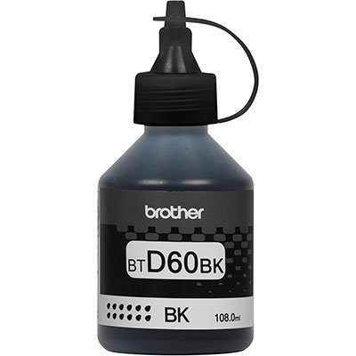 Refil p/InkTank preto BTD60BK Brother CX 1 UN