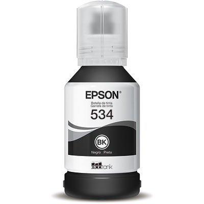 Garrafa para Ecotank preto T534120 Epson PT 1 UN
