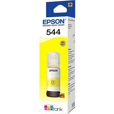 Garrafa para Ecotank amarelo T544420 Epson PT 1 UN