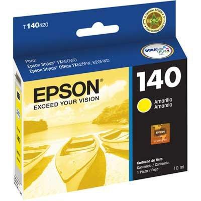 Cartucho p/stylus amarelo durabrite ultra T140420AL Epson CX 1 UN