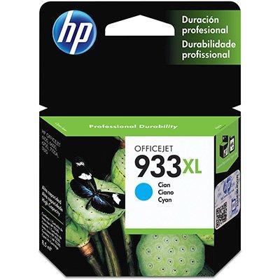 Cartucho HP 933XL Cian Original (CN054AL) Para HP Officejet 7110 CX 1 UN