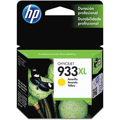 Cartucho HP 933XL Amarelo Original (CN056AL) Para HP Officejet 7110 CX 1 UN