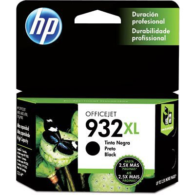 Cartucho HP 932XL preto Original (CN053AL) Para HP Officejet 7110 CX 1 UN