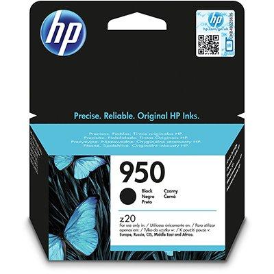 Cartucho HP 950 preto Original (CN049AB) Para HP Officejet Pro 8600, 8600 Plus, 8610, 8620, 276dw, 8100, 251dw CX 1 UN