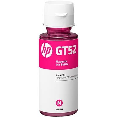 Garrafa HP GT52 Magenta original (M0H55AL) Para HP Deskjet 5822 CX 1 UN