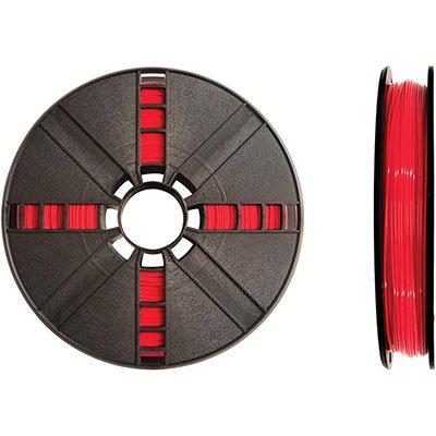 Filamento PLA p/ impressora 3D vermelho grande MP05779 Makerbot CX 1 UN
