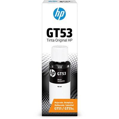 Garrafa de tinta GT53 preto 1VV22AL HP CX 1 UN