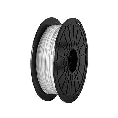 Filamento PLA p/ impressora 3D 500g branco Flashforge CX 1 UN