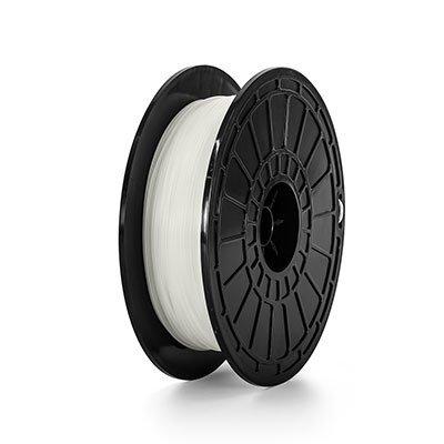 Filamento PLA p/ impressora 3D 500g natural Flashforge CX 1 UN