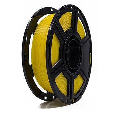 Filamento PLA p/ impressora 3D 500g amarelo Flashforge CX 1 UN