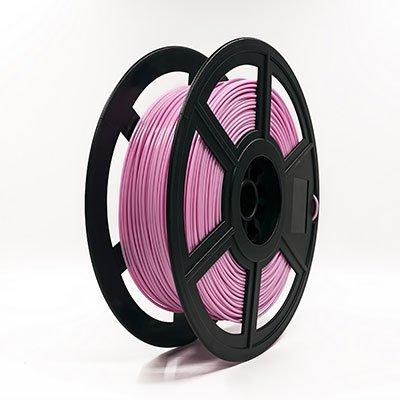 Filamento PLA p/ impressora 3D 500g rosa Flashforge CX 1 UN