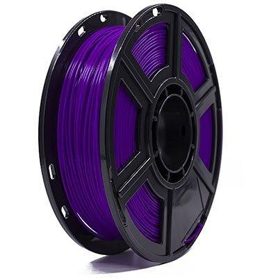 Filamento PLA p/ impressora 3D 500g roxo Flashforge CX 1 UN