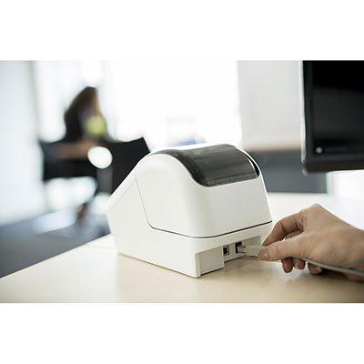 Impressora térmica p/etiquetas QL810W Brother CX 1 UN