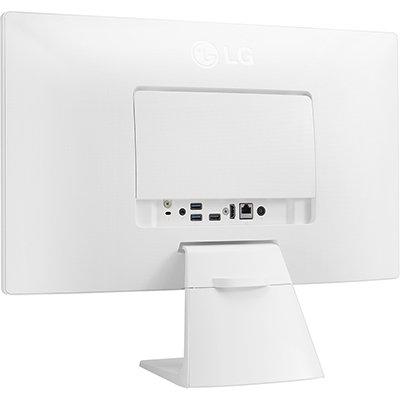 """Computador AIO LG, Intel Quad Core, Memória de 4GB, Armazenamento 500GB, Tela 21,5"""" Windows 10 Home CX 1 UN"""