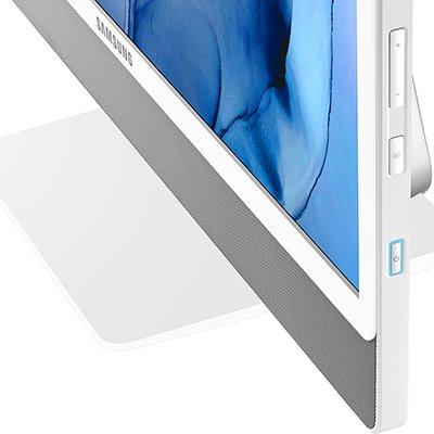 """Computador All In One Samsung E3 Intel Core i3 8a. Geração 2.1GHz, 4GB de Memória, 1TB de Armazenamento, Tela de 23,8"""", Windows 10 Home - DP530ABE CX 1 UN"""