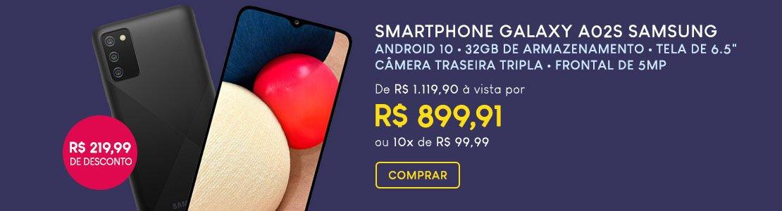 Smartphone Galaxy A02s Samsung