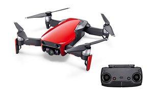 Drone Mavic Air Vermelho