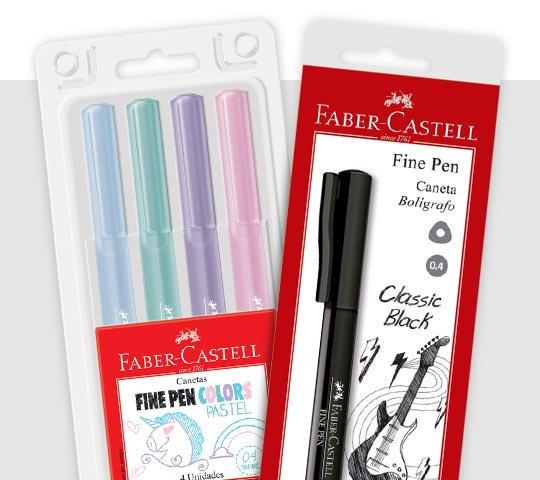 Fine Pen: Canetinha ponta fina