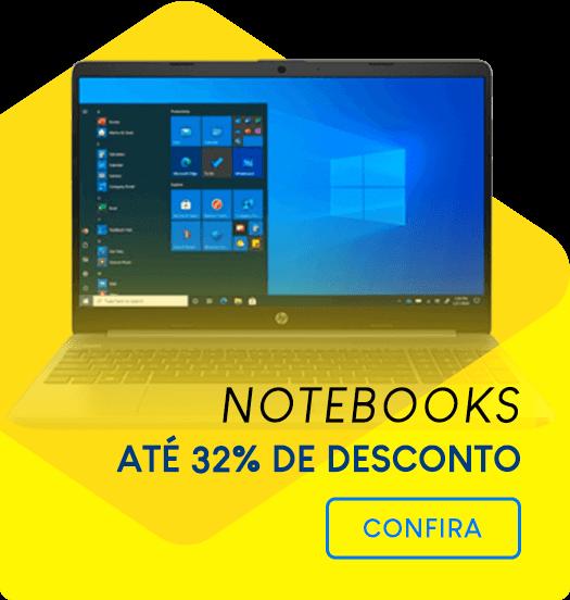 Notebooks com Desconto