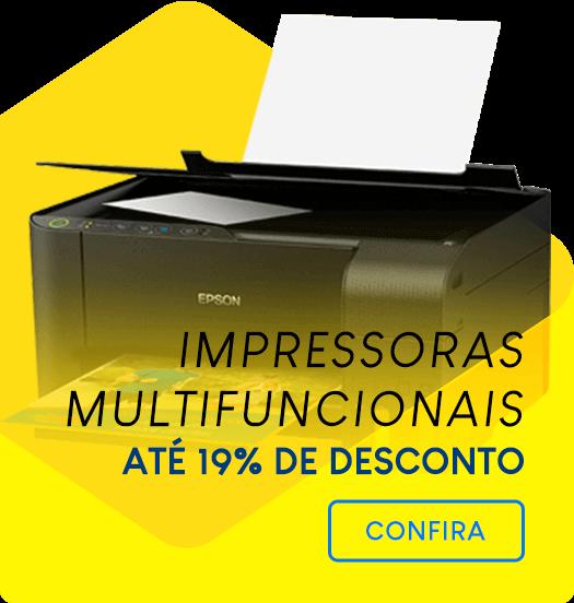 Impressoras Multifuncionais com Desconto