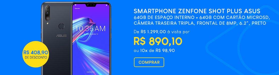 Smartphone Zenfone Shot Plus Asus